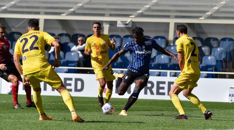 Atalanta-Cagliari 5-2