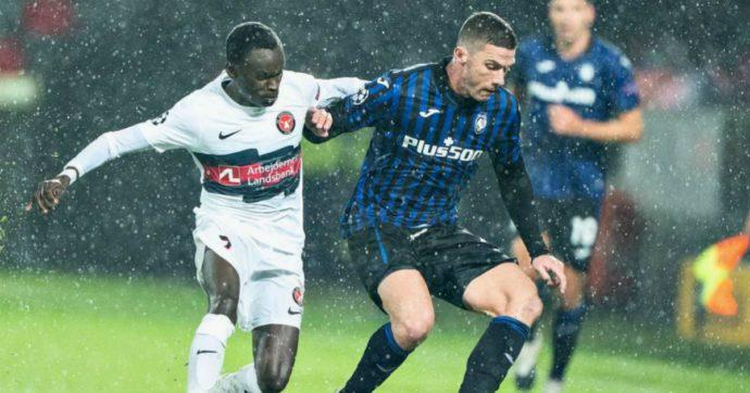 Midtylland-Atalanta 0-4